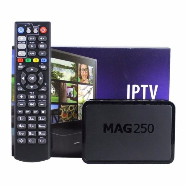 MAGBOX IPTV