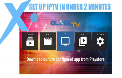 X3M IPTV Player